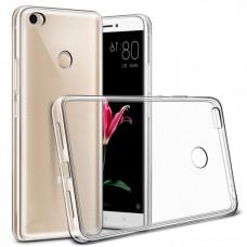 Прозрачный силиконовый чехол для телефонов Xiaomi
