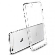 Прозрачный силиконовый чехол для телефонов Apple